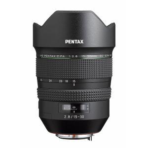 《新品》 PENTAX(ペンタックス) HD D FA 15-30mm F2.8 ED SDM WR[ Lens | 交換レンズ ]|ymapcamera