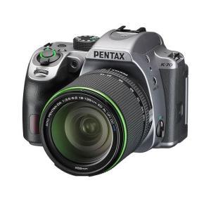 《新品》 PENTAX (ペンタックス) K-70 18-135WR レンズキット シルキー|ymapcamera