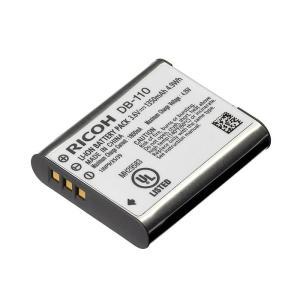 《新品アクセサリー》 RICOH (リコー) 充電式バッテリー DB-110|ymapcamera