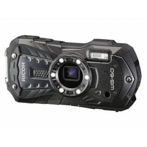 《新品》 RICOH (リコー) WG-60 ブラック|ymapcamera