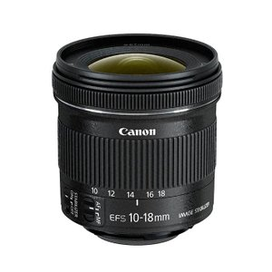 《新品》 Canon(キヤノン) EF-S10-18mm F4.5-5.6 IS STM|ymapcamera