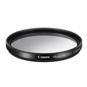 《新品アクセサリー》 Canon(キヤノン) プロテクトフィルター 49mm