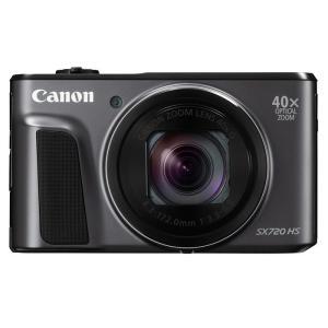 《新品》 Canon(キヤノン) PowerShot SX720 HS ブラック|ymapcamera