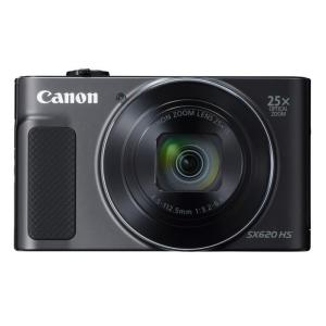 《新品》 Canon(キヤノン) PowerShot SX620 HS ブラック|ymapcamera