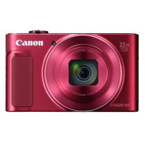 《新品》 Canon(キヤノン) PowerShot SX620 HS レッド|ymapcamera