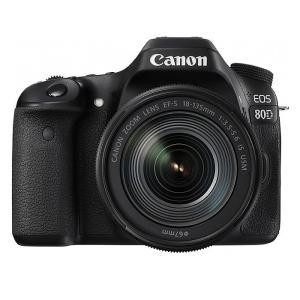 《新品》 Canon(キヤノン) EOS 80D EF-S18-135 IS USM レンズキット|ymapcamera