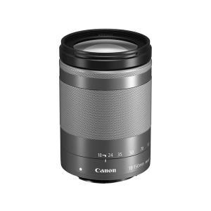 《新品》 Canon (キヤノン) EF-M18-150mm F3.5-6.3 IS STM シルバー|ymapcamera