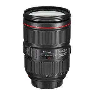 《新品》 Canon(キヤノン) EF24-105mm F4L IS II USM|ymapcamera