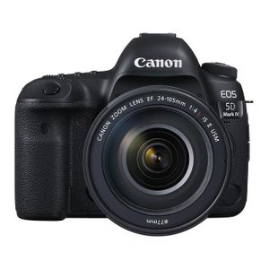 《新品》 Canon(キヤノン) EOS 5D Mark IV EF24-105L IS II USM レンズキット|ymapcamera