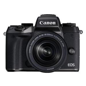 《新品》 Canon (キヤノン) EOS M5 EF-M18-150 IS STM レンズキット|ymapcamera