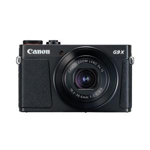 《新品》 Canon (キヤノン) PowerShot G9X Mark II ブラック|ymapcamera