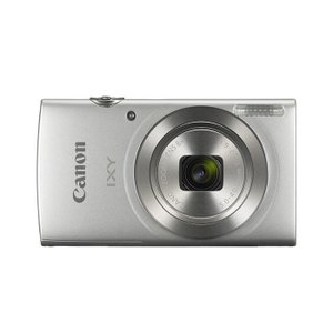 《新品》 Canon (キヤノン) IXY 200 シルバー|ymapcamera