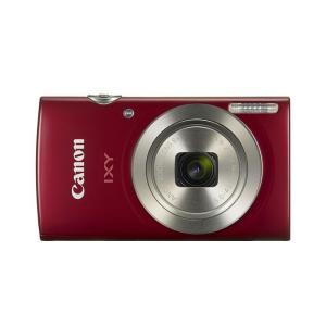《新品》 Canon (キヤノン) IXY 200 レッド|ymapcamera