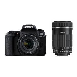 《新品》 Canon (キヤノン) EOS 9000D ダブルズームキット|ymapcamera