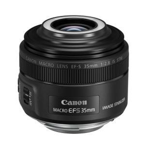 《新品》 Canon(キヤノン) EF-S35mm F2.8 マクロ IS STM