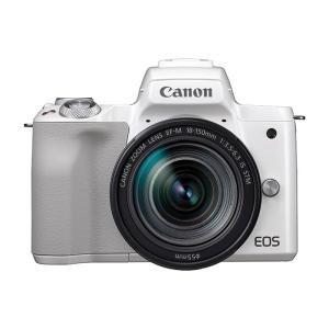 《新品》 Canon (キヤノン) EOS Kiss M EF-M18-150 IS STM レンズ...