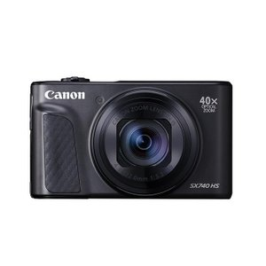 《新品》 Canon (キヤノン) PowerShot SX740 HS ブラック|ymapcamera