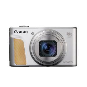 《新品》 Canon (キヤノン) PowerShot SX740 HS シルバー|ymapcamera