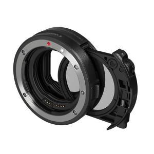 《新品アクセサリー》 Canon (キヤノン) ドロップインフィルターマウントアダプター EF-EOS R 円偏光フィルターA付|ymapcamera