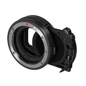 《新品アクセサリー》 Canon (キヤノン) ドロップインフィルターマウントアダプター EF-EOS R 可変式NDフィルターA付|ymapcamera