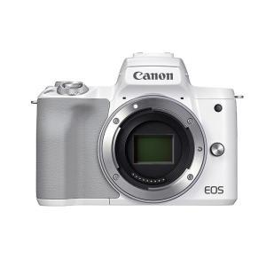 【ご予約受付中】《新品》 Canon (キヤノン) EOS Kiss M2 ボディ ホワイト 発売予...