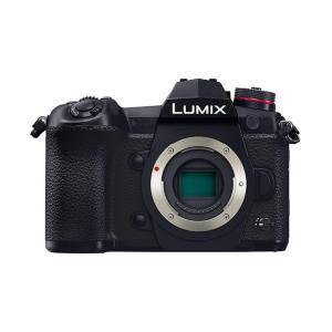 《新品》 Panasonic (パナソニック) LUMIX DC-G9 PRO ボディ【オリジナルバッグ/液晶保護ガラスプレゼント】【キャッシュバック対象】|ymapcamera