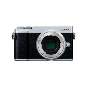 《新品》Panasonic (パナソニック) LUMIX DC-GX7MK3 シルバー【LUMIX GX7 Mark III 発売キャンペーン対象】|ymapcamera