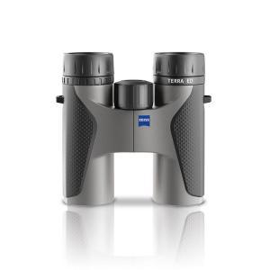 《新品アクセサリー》 Carl Zeiss (カールツァイス) TERRA ED 10x32 グレー 〔メーカー取寄品〕|ymapcamera