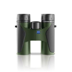 《新品アクセサリー》 Carl Zeiss (カールツァイス) TERRA ED 10x32 グリーン|ymapcamera
