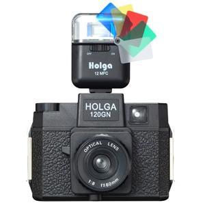 《新品》 HOLGA(ホルガ) HOLGA120GNカラーフラッシュセット〔メーカー取寄品〕|ymapcamera