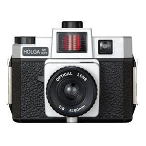 《新品》 HOLGA(ホルガ) HOLGA120GCFNシルバーブラック 〔メーカー取寄品〕