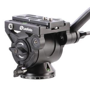 《新品アクセサリー》 Leofoto  (レオフォト) コンパクト軽量ビデオ雲台 BV-10 ymapcamera