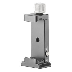 《新品アクセサリー》  Leofoto  (レオフォト)  スマートフォン用ホルダー PC-90 II ymapcamera
