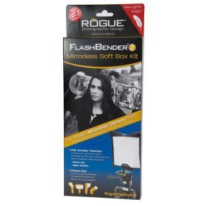《新品アクセサリー》 ROGUE(ローグ) FlashBender2ミラーレスソフトボックスキット|ymapcamera