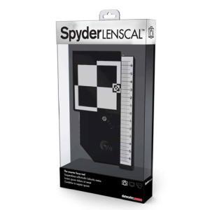 《新品アクセサリー》 Datacolor (データカラー) SpyderLensCal|ymapcamera
