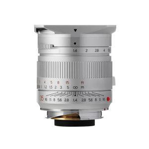 《新品》 銘匠光学(めいしょうこうがく) TTArtisan 35mm F1.4 ASPH シルバー(ライカM用) ymapcamera