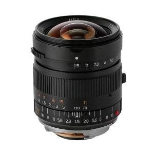 《新品》 銘匠光学(めいしょうこうがく) TTArtisan 21mm F1.5 ASPH ブラック(ライカM用) ymapcamera