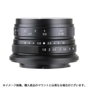 《新品》 七工匠 (しちこうしょう) 7artisans 25mm F1.8 ブラック (フジX用) ymapcamera