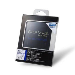 GRAMAS グラマス Extra Glass DCG-OP01 OLYMPUS OM-D E-M1 Mark II用の商品画像