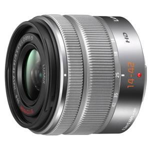 《新品》 Panasonic (パナソニック) LUMIX G VARIO 14-42mm F3.5-5.6II ASPH. MEGA O.I.S. シルバー|ymapcamera