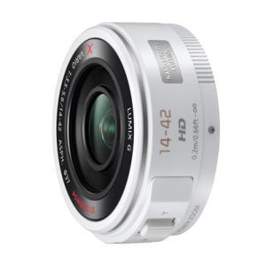 《新品》 Panasonic (パナソニック) LUMIX G X VARIO PZ 14-42mm F3.5-5.6 ASPH. POWER O.I.S. ホワイト|ymapcamera