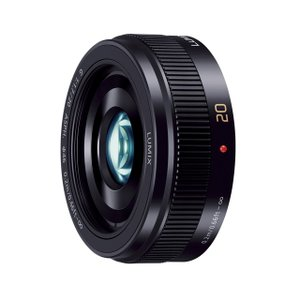 《新品》 Panasonic (パナソニック) LUMIX G 20mm F1.7 II ASPH. ブラック|ymapcamera