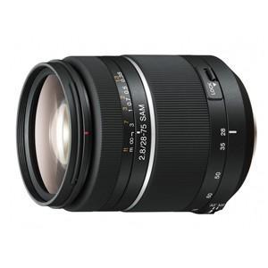 《新品》 SONY(ソニー) 28-75mm F2.8 SAM SAL2875[ Lens | 交換...