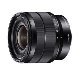 《新品》 SONY(ソニー) E 10-18mm F4 OSS SEL1018