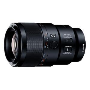 《新品》 SONY(ソニー) FE 90mm F2.8 Macro G OSS SEL90M28G|ymapcamera