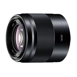《新品》 SONY(ソニー) E 50mm F1.8 OSS SEL50F18 ブラック|ymapcamera