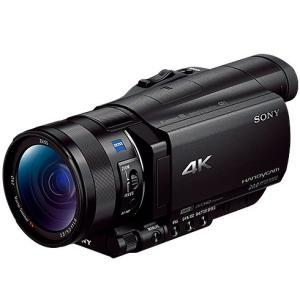 《新品》 SONY(ソニー) デジタル4Kビデオカメラレコーダー HANDYCAM  FDR-AX1...