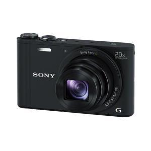 《新品》 SONY(ソニー) Cyber-shot DSC-WX350 BC ブラック|ymapcamera