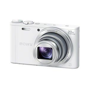 《新品》 SONY(ソニー) Cyber-shot DSC-WX350 WC ホワイト|ymapcamera