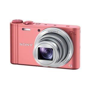 《新品》 SONY(ソニー) Cyber-shot DSC-WX350 PC ピンク|ymapcamera